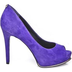 Guess Honora - Escarpin en cuir - violet