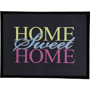 bpc living Tapis de protection Home noir maison - bonprix