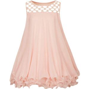 Topshop Ausgestelltes Limited Edition Kleid von Rare - Pink