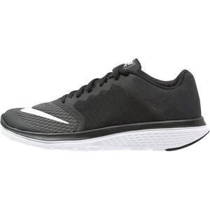 Nike Performance FS LITE RUN 3 Laufschuh Wettkampf anthracite/white/black