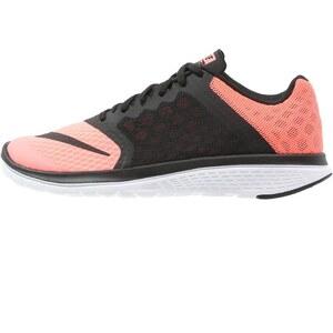 Nike Performance FS LITE RUN 3 Laufschuh Leichtigkeit lava glow/black/white