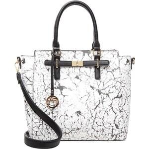 Anna Field Shopping Bag black/white