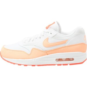 Nike Sportswear AIR MAX 1 ESSENTIAL Sneaker white/sunset glow/hot lava