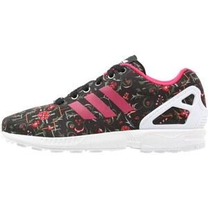 adidas Originals ZX FLUX Sneaker low core black/vivid berry/white