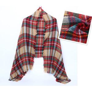 Lesara Schal mit Karo-Muster