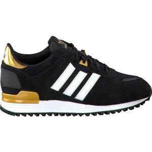 Schwarze Adidas Sneaker ZX 700 W