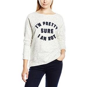 ESPRIT Damen Sweatshirt mit Textdruck