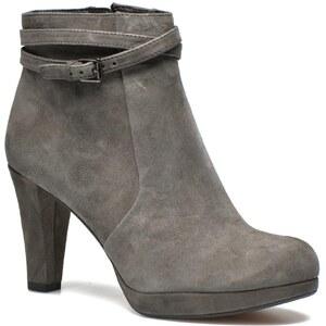 SALE - 10% - Clarks - Kendra Shell - Stiefeletten & Boots für Damen / grau