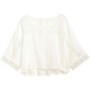 H&M Top ample