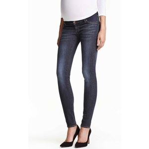 H&M MAMA Jean Super Skinny Low