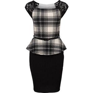 BODYFLIRT boutique Etuikleid/Sommerkleid in schwarz von bonprix