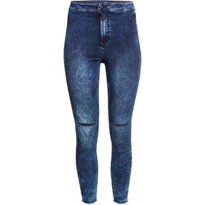 H&M Jean Skinny High Ankle Ripped