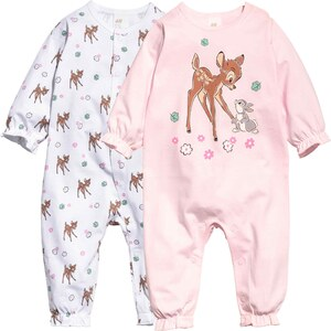 H&M Lot de 2 pyjamas