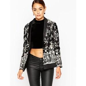 ASOS - Bestickte Vintage-Jacke