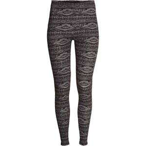 H&M Legging à motif texturé