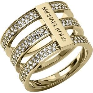 Michael Kors Damen-Ring MKJ3780710504, 52/16,6