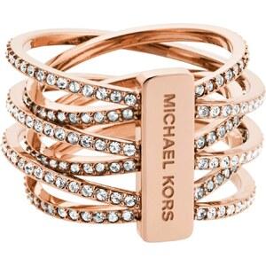 Michael Kors Brilliance Damen-Ring MKJ4424791506, 55/17,5