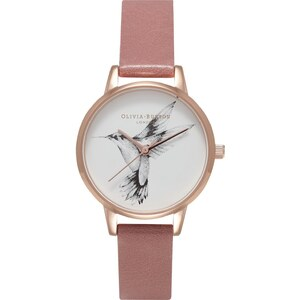 Olivia Burton Hummingbird Rose Damenuhr OB15AM53