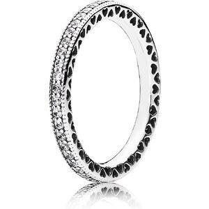 Pandora Damen-Ring Unendliche Herzen 190963CZ-52, 52/16,6