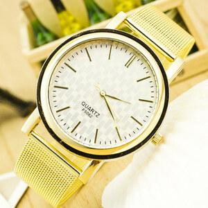 Lesara Armbanduhr Goldfarben