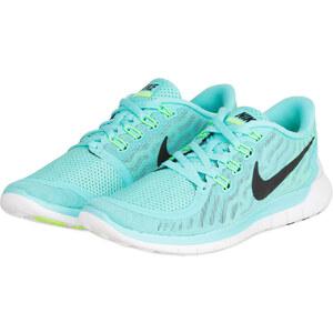 Nike Laufschuhe FREE 5.0 grün