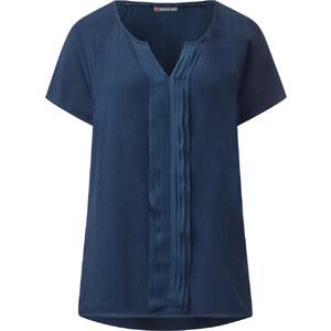 Street One - Blouse féminine Iris - bleu