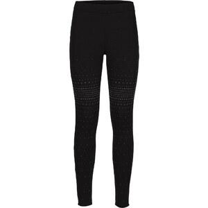 BODYFLIRT boutique Leggings mit Nieten Teri in schwarz für Damen von bonprix