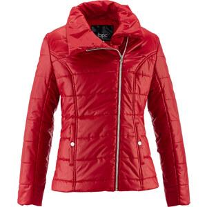 bpc bonprix collection Doudoune avec col montant rouge femme - bonprix