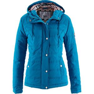 bpc bonprix collection Veste matelassée à capuche bleu femme - bonprix