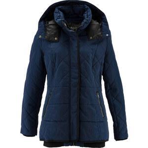 bpc bonprix collection Doudoune avec capuche bleu femme - bonprix