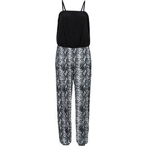 BODYFLIRT boutique Bandeau-Overall in schwarz für Damen von bonprix