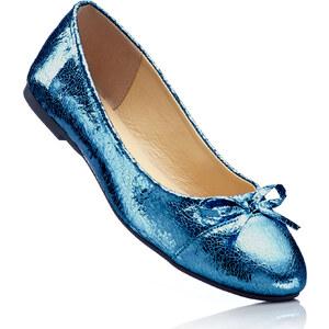 BODYFLIRT Ballerines bleu femme - bonprix