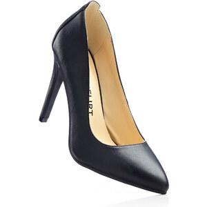 BODYFLIRT Escarpins noir avec 10 cm haut talonchaussures & accessoires - bonprix