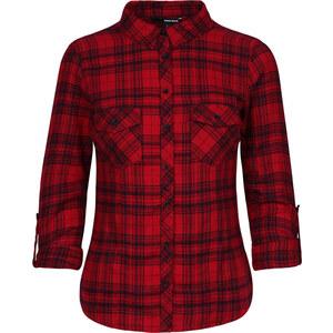 Tally Weijl Rot-schwarz kariertes Hemd