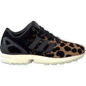 Schwarze Adidas Sneaker ZX FLUX WEAVE