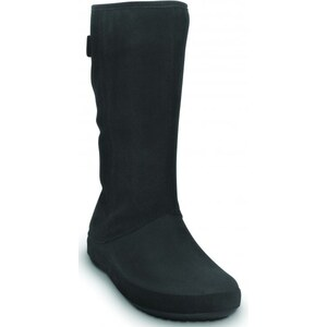812d2d07b3 Crocs Berryessa Tall Seude Boot Black W10 (41