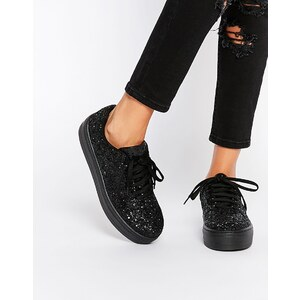 ASOS - DAYSLEEPER - Sneakers mit Plateausohle
