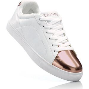 RAINBOW Tennis blanc chaussures & accessoires - bonprix