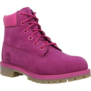 Timberland Boots 6in Premium velours Femme Pink