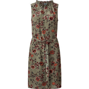 Street One - Robe florale Liana - print pale olive