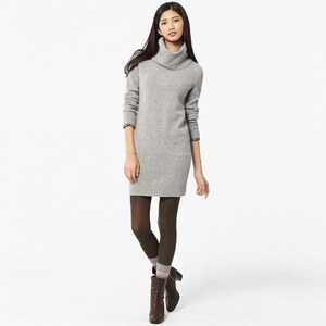 Uniqlo Robe Manches Longues FEMME