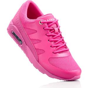 RAINBOW Tennis violet chaussures & accessoires - bonprix