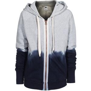 NSF Clothing Roxie Dip Dye Heather Grey Blue