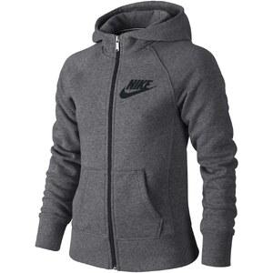 Nike YA76 SB FRANCHISE FZHOODIE YTH - Sweat à capuche - gris chine
