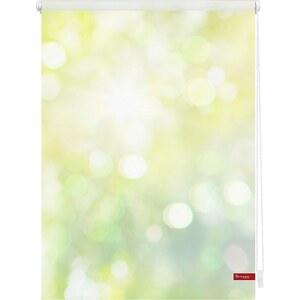 Seitenzugrollo, Lichtblick, »Klemmfix Dekor Lichtspiel«, Lichtschutz, Fixmaß, ohne Bohren