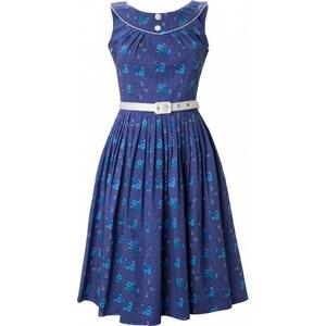 Vixen 50s Sassy & Sweet Floral Swing Dress