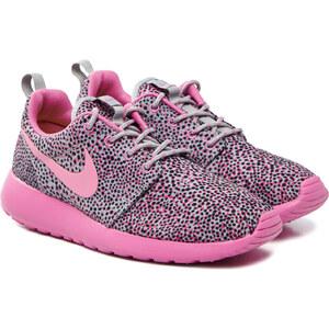 NIKE Rosherun Sneaker Lila