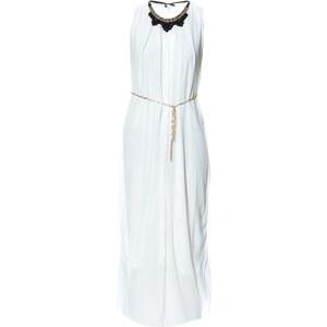 Le dressing d'Alisson Robe fluide - blanc