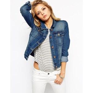Noisy May - Veste en jean - Bleu