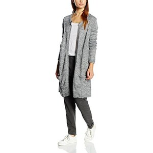 VERO MODA Damen Strickjacke VMCOPENHAGEN LS LONG CARDIGAN REP 3.0